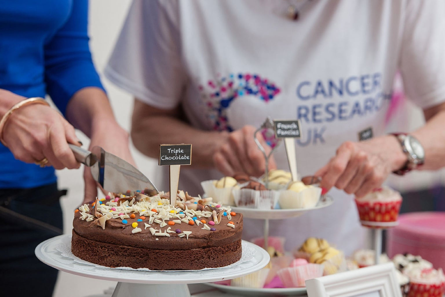 Help Cancer Research UK with a charity gift