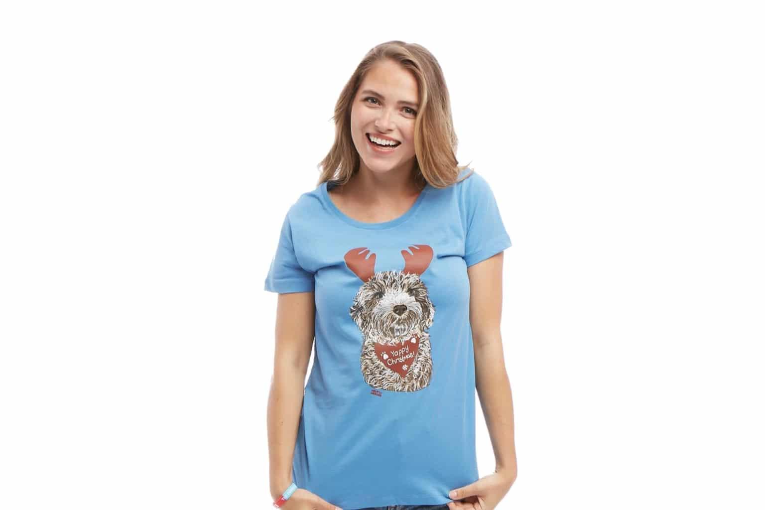 Pacific Coast Christmas Truffles T-Shirt