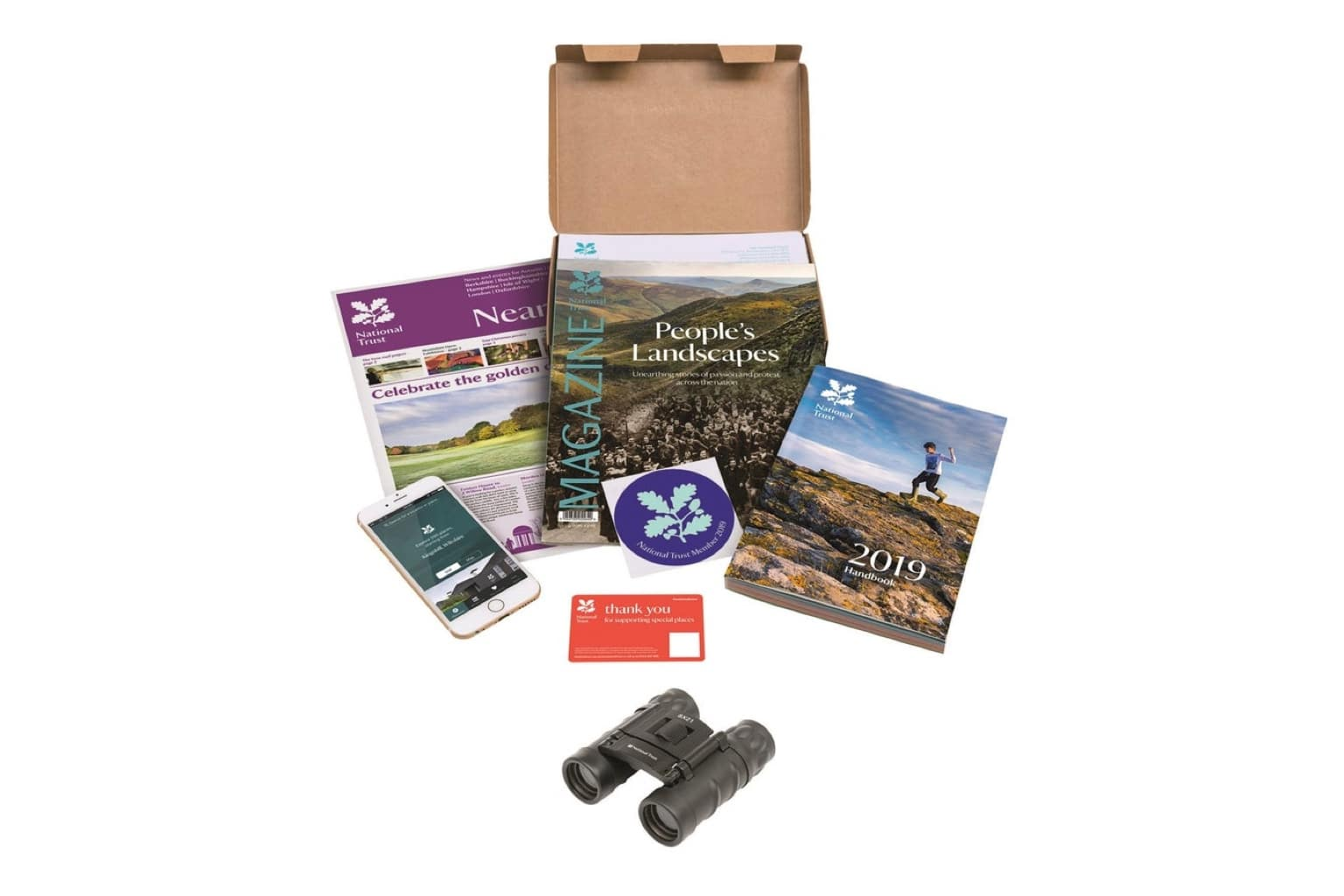 Charity Gifts from The National Trust