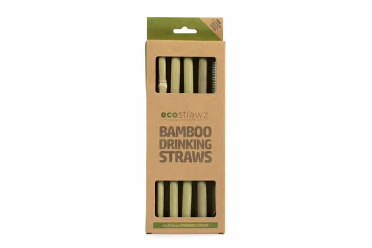 Natural Bamboo Drinking Straws