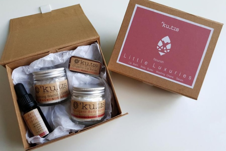 Little Luxuries Organic Gift Pack – Nourish