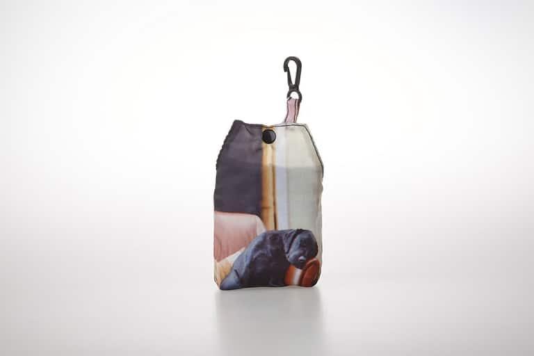 Sleeping Labrador Folding Bag